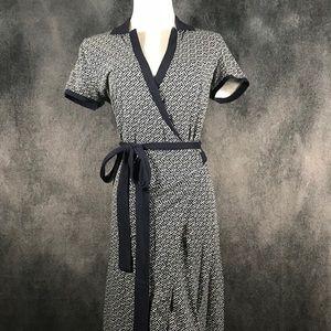 Tommy Hilfiger wrap dress, size Medium